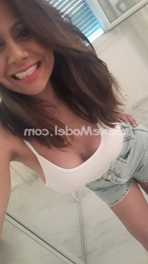 Laurentina escorte rencontre sexe