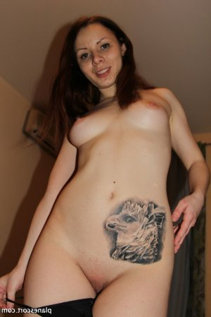 Isilde escorte girl massage naturiste